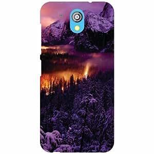 HTC Desire 526G Plus Back Cover - Nature Love Designer Cases