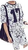 【four clover】メンズ セットアップ 上下 セット Tシャツ&短パン 総柄 9種 9デザイン トップス 春 夏 カジュアル オシャレ カッコいい エコバッグ付き