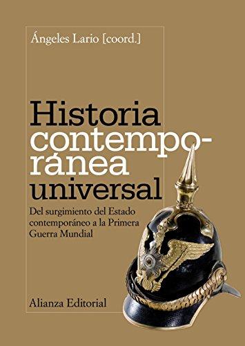MANUAL DE HISTORIA CONTEMPORANEA UNIVERSAL