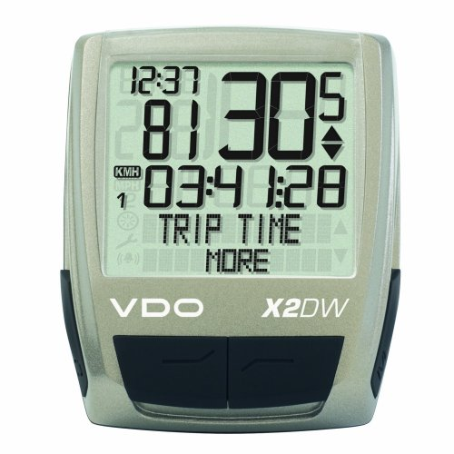 VDO X2DW Wireless Bicycle Computer