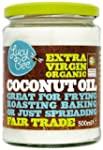 Lucy Bee Extra Virgin Organic Coconut...