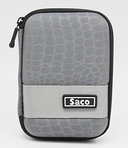 Saco External Hardisk Hard Case For Seagate Expansion 500GB Portable External Hard Drive - Grey
