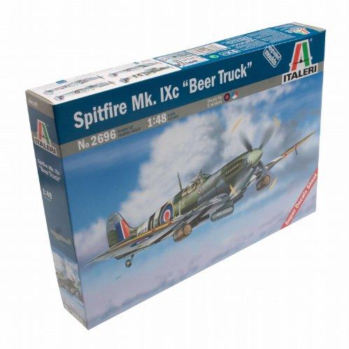 """Spitfire Mk Ixc """"Beer Truck"""" Model"""