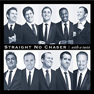 With A Twist by Straight No Chaser [CD DVD] Reviews