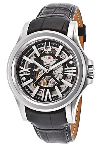 Bulova Men'S 63A000 Analog Display Analog Quartz Black Watch