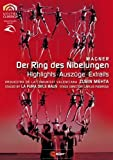 Wagner: Der Ring Highlights (Der Ring Des Nibelungen) [DVD] [2011] [NTSC]