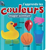 echange, troc Langue au chat - J'apprends les couleurs : Imagier scintillant