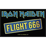 Application Iron Maiden Motif: Flight 666