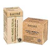 Sattvik Organics Anti Marks Combo (Anti Marks Mask 40gm, Anti Mark Serum 50ml)