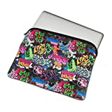 Reversible Sketch Mickey Mouse Laptop Sleeve -- 13''