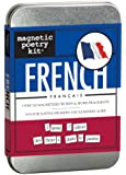 Magnetic Poetry Magnetic Poetry,  French