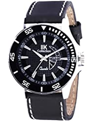 IIK COLLECTION IIK-510M Round Shaped Analog Watch - For Men