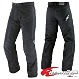 コミネ(KOMINE) 07-710 PK-710 メッシュライディングジーンズ2 ブラック 4XLBサイズ
