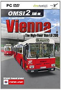 OMSI Vienna - The High-Floor Bus LU200: OMSI 1/2 Add-on (PC DVD)