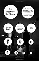 The Theatre of the Absurd (Vintage)