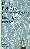 Die unerträgliche Leichtigkeit des Seins (3446141057) by Milan Kundera