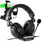 Gamekraft P17 Vibration Gaming Headse...