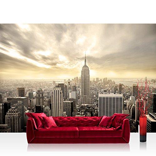 vlies-fototapete-350x245-cm-premium-plus-wand-foto-tapete-wand-bild-vliestapete-manhattan-skyline-vi