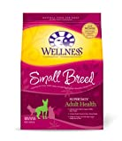 Wellness Super5Mix Dry Dog Food, Adult Small Breed Health Recipe, 12-Pound Bag