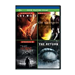 Cry_Wolf / The Strangers / The Last House on the Left / The Return Four Feature Films