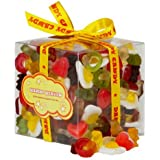 Haribo Star Mix Sweet Gift Cube - Great Birthday Gift For Anyone