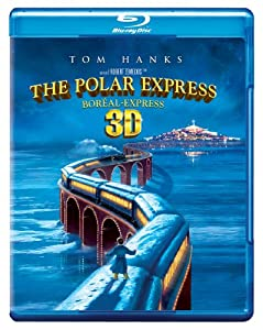 The Polar Express [Blu-ray 3D] (Bilingual)