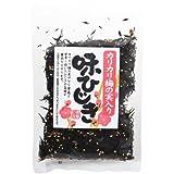 カリカリ梅の実入り 味ひじき 100g