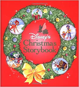 Disney's Christmas Storybook Collection (Disney Storybook Collections): Elizabeth Spurr