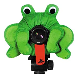 Camera Creatures Friendly Frog Portrait Posing Prop For Photography