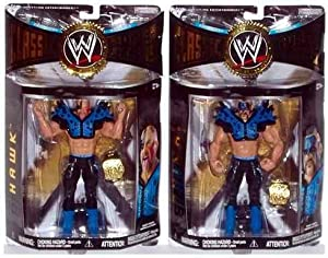 wwe classic superstars hawk & animal