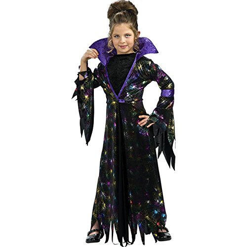 Rainbow Sorceress Kids Costume