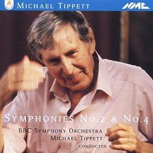 Tippett-Symphonies 2 & 4