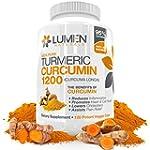 Turmeric Curcumin Super Strength 1200...