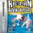 Rayman Raving Rabbids - Game Boy Advance