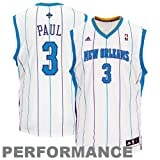 adidas New Orleans Hornets Chris Paul New Revolution 30 Replica Home Jersey