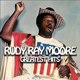 Rudy Ray Moore Vinyl