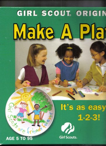 Make a Plate (Girl Scout Original, Group Project)