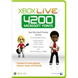 Xbox LIVE 4200 Points Card (Xbox 360)by Microsoft