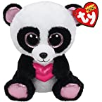 Cutie Pie the Panda Beanie Boo Toy