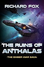 The Ruins of Anthalas (The Ember War Saga Book 2)