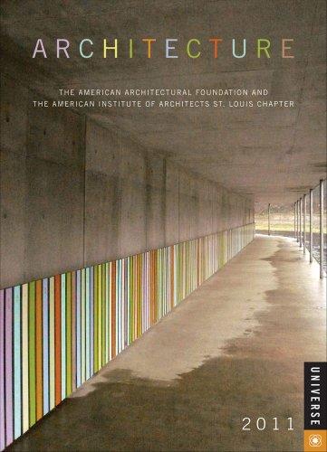 Architecture: 2011 Engagement Calendar