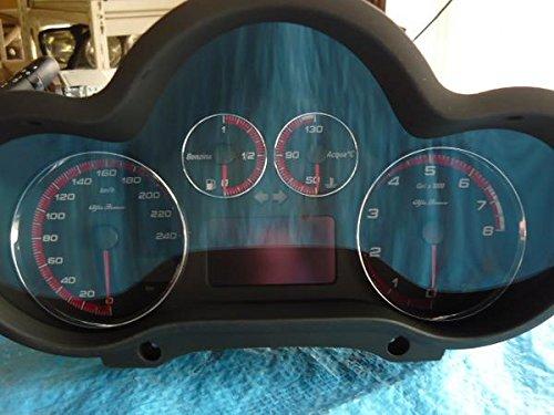 アルファロメオ:アルファ・147《937AB》スピードメーター