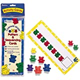 Learning Resources Three Bear Family Pattern Cards