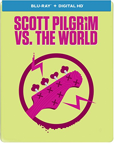 Scott Pilgrim vs. The World - Limited Edition Steelbook (Blu-ray + Digital Copy + UltraViolet)