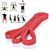 E-PRANCE® New Premium Latex Pull Up Resistance Band (Loop Band Resistance Level