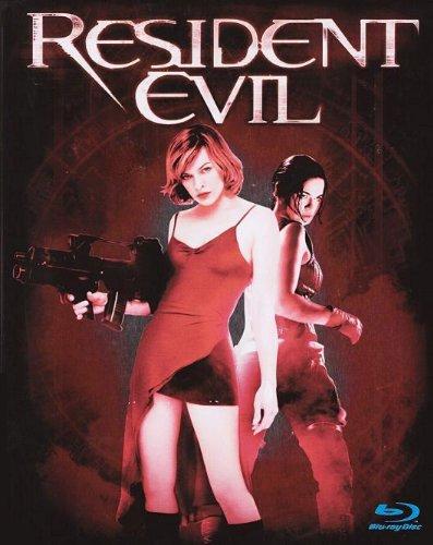 Resident Evil (Blu-ray Steelbook Bonus Disc) [Blu-ray]