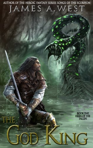 The God King (Book 1) (Heirs of the Fallen)
