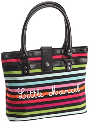 little marcel pitchoune sac main ray multicolore 230 chaussures et sacs. Black Bedroom Furniture Sets. Home Design Ideas