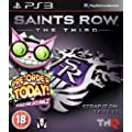 Saints Row: The Third - Limited Edition (PS3)