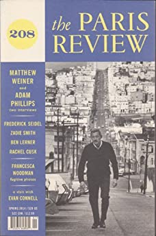 The Paris Review #208